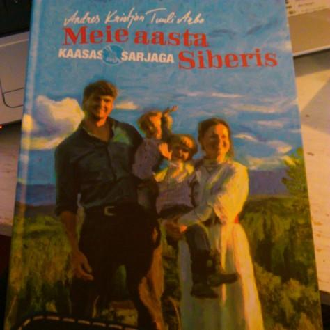ostsin omale raamatu